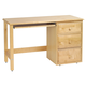 Maxtrix Student Desk w/ Right Drawers in Natural 2415RN