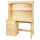 Maxtrix Hutch for Student Desk in Natural 2420-001