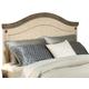 Standard Furniture Florence Full/Queen Panel Headboard in Jura Block 59501