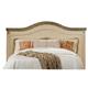 Standard Furniture Florence King Spread Headboard in Jura Block 59516