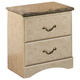 Standard Furniture Florence Nightstand in Jura Block 59507