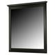 Maribel Mirror in Black