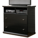Maribel Media Chest in Black