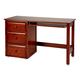 Maxtrix Student Desk w/ Left Drawers in Chestnut 2415LC
