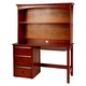 Maxtrix Hutch for Student Desk in Chestnut 2420-003