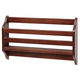 Maxtrix Magazine Rack in Chestnut 2130-003