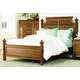 American Drew Grand Isle Queen Island Bed