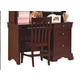 New Classic Versaille Youth Desk in Bordeaux Finish 1040-091