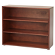 Maxtrix 3 Shelf Bookcase without Crown and Base in Chestnut 4720-003