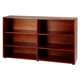 Maxtrix 6 Shelf Bookcase without Crown and Base in Chestnut 4760-003