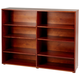 Maxtrix 8 Shelf Bookcase without Crown and Base in Chestnut 4780-003