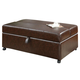 Coaster Upholstered Bench with Fold Out Sleeper 500750