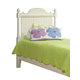 Legacy Classic Kids Summer Breeze Twin Scroll Top Low Poster Headboard Only