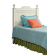 Legacy Classic Kids Summer Breeze Queen Low Poster Headboard Only