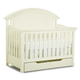 Legacy Classic Kids Summer Breeze Nursery Convertible Crib