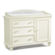 Legacy Classic Kids Summer Breeze Nursery Changing Station and Dresser