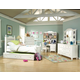 Legacy Classic Kids Summer Breeze Low Poster Bed w/Trundle Bedroom Set