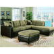 Acme Harlow Sectional (Tan)