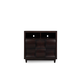 Magnussen Furniture Fuqua Media Chest in Black Cherry B1794-36