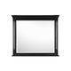 Magnussen Furniture Regan Mirror in Black B1958-40
