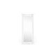 Magnussen Furniture Kasey Floor Mirror in White B2026-49
