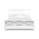 Magnussen Furniture Kasey King Panel Bed in White B2026-64