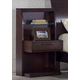 Samuel Lawrence Furniture Rio Tall Nightstand in Dark Birch 8038-056