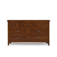 Magnussen Furniture Next Generation Riley Drawer Dresser in Cherry Y1873-20
