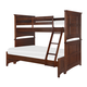 Magnussen Furniture Next Generation Riley Twin over Full Bunk Bed in Cherry Y1873-71