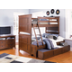 Magnussen Furniture Next Generation Riley 4-Piece Bunk Bedroom Set in Cherry
