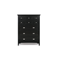 Magnussen Furniture Next Generation Bennett Drawer Chest in Black Y1874-10