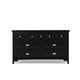 Magnussen Furniture Next Generation Bennett Drawer Dresser in Black