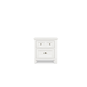 Magnussen Furniture Next Generation Kenley Drawer Nightstand in White Y1875-01