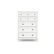 Magnussen Furniture Next Generation Kenley Drawer Chest in White Y1875-10