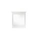 Magnussen Furniture Next Generation Kenley Portrait Mirror in White Y1875-42