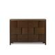Magnussen Furniture Next Generation Twilight Drawer Dresser in Chestnut Y1876-20