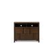 Magnussen Furniture Next Generation Twilight Media Chest in Chestnut Y1876-36