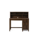 Magnussen Furniture Next Generation Twilight Desk with Hutch in Chestnut Y1876-31