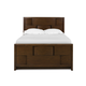 Magnussen Furniture Next Generation Twilight Twin Panel Bed with Trundle in Chestnut Y1876-59