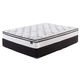 Limited Edition Firm Full Mattress and Foundation Set in White