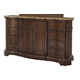 Samuel Lawrence Furniture Edington Door Dresser in European Cherry 8328-015