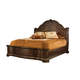 Samuel Lawrence Furniture Edington Eastern King Sleigh Bed in European Cherry 8328-272