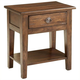 Broyhill Attic Heirlooms Nightstand in Natural Oak Stain 4397-92S