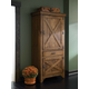 Kincaid Homecoming Solid Wood Tack Closet in Vintage Oak 34-170