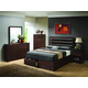 Coaster Remington Storage Bedroom Set in Cherry 202311
