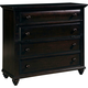 Broyhill Farnsworth Media Chest in Inky Black Stain 4856-225