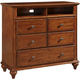 Broyhill Hayden Place Media Chest in Light Cherry 4648-225