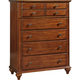 Broyhill Hayden Place Drawer Chest in Light Cherry 4648-240