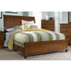 Broyhill Hayden Place Queen Sleigh Bed in Light Cherry 4648-270