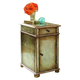 Hooker Furniture Seven Seas 1-Door 1-Drawer Antique Mirror Chest 500-50-700 SALE Ends Dec 05